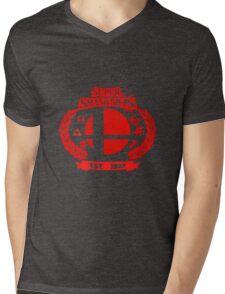 Smash Bros Mens V-Neck T-Shirt