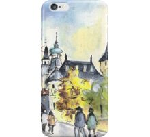 The City Park In Budapest 02 iPhone Case/Skin