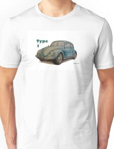 VW Beetle Unisex T-Shirt