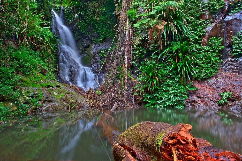 Elebana Falls by GVarney