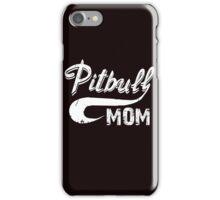 Pitbull Mom iPhone Case/Skin