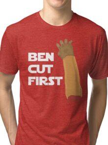 Ben Cut First Tri-blend T-Shirt