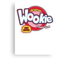 Wookie Joe Canvas Print