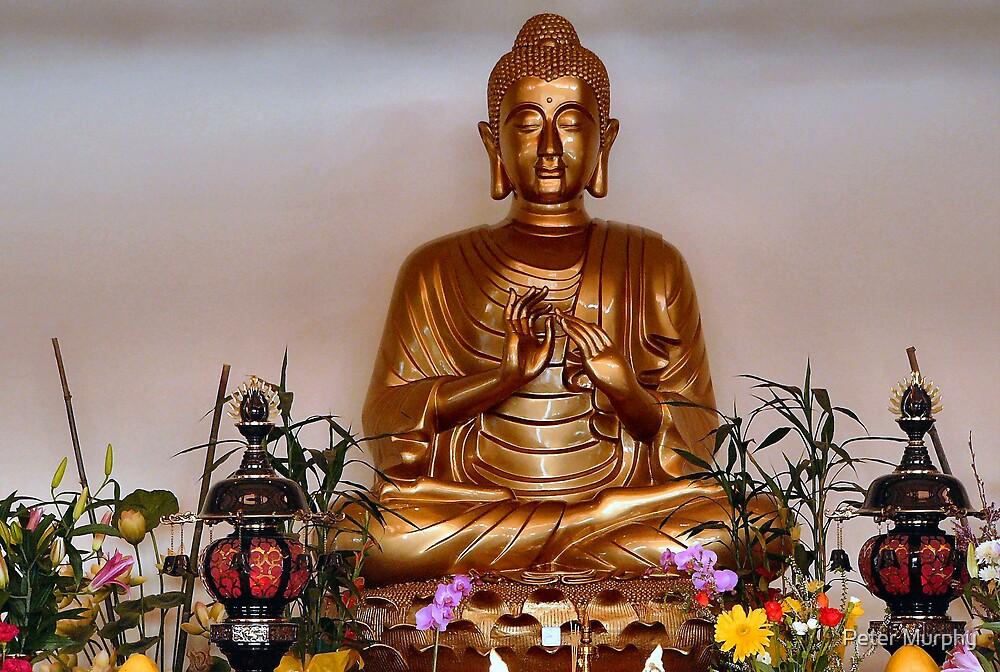 Buddah by Peter Murphy