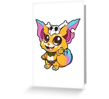 League of Legends - Gnar! Greeting Card