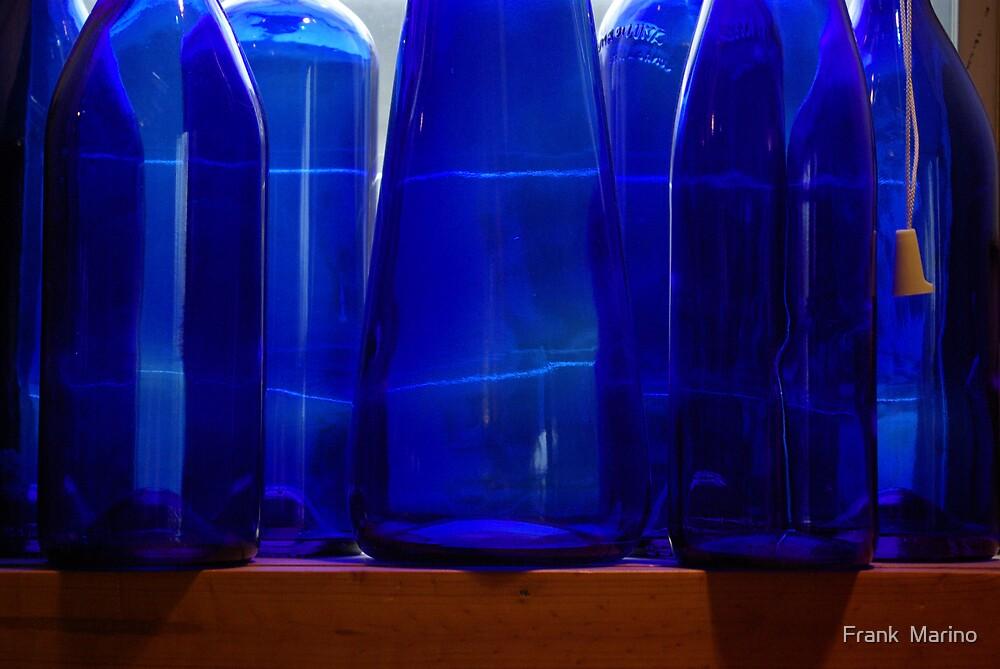 Feeling Blue by Frank  Marino