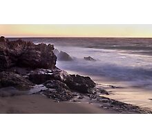 Watermans Beach Perth Photographic Print