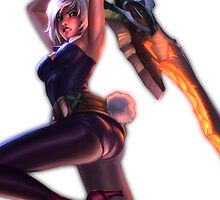 Battle Bunny Riven by MisterAzizo