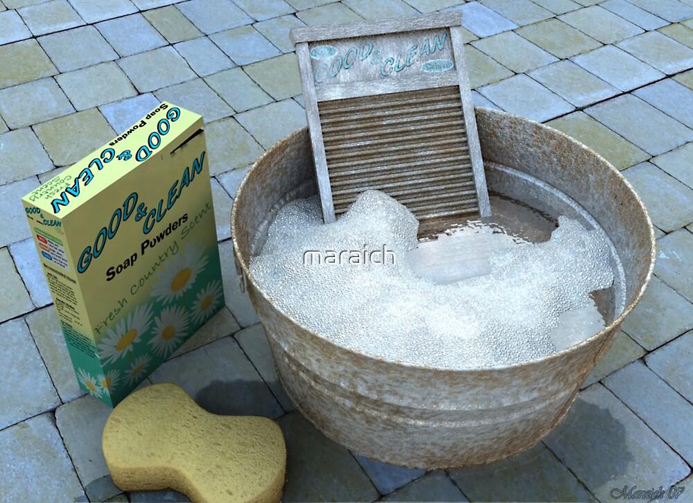 Good & Clean by maraich
