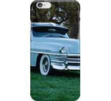 1953 Chrysler New Yorker Deluxe Sedan iPhone Case/Skin