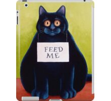 Fat Cat iPad Case/Skin