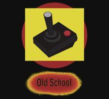 Old School by SketchRaven