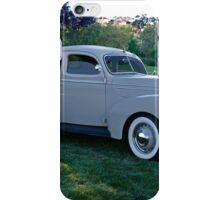 1939 Ford Deluxe Coupe iPhone Case/Skin