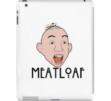 MEATLOAF iPad Case/Skin