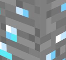 Blockcraft - diamond ore Sticker