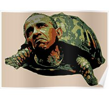 Turtle in Chief Poster