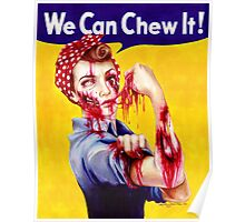 We Can Chew It! Poster
