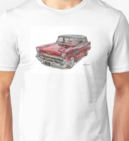 Chevrolet Nomad Unisex T-Shirt