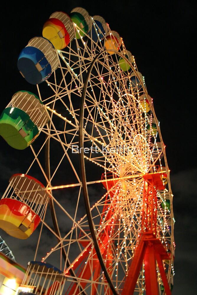 Ferris Wheel by Brett Keith