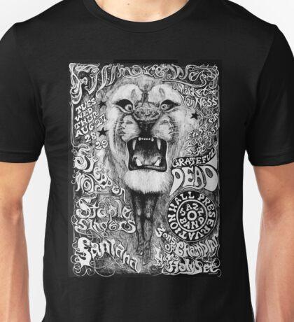 Grateful Dead - Tripping Lion  Unisex T-Shirt