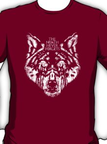 The North Never Forgets T-Shirt