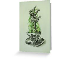 Cup of Joe Greeting Card