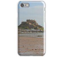 Mont Orgueil Castle, Gorey iPhone Case/Skin