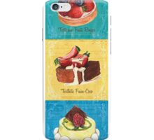Epicerie Panel 1 iPhone Case/Skin