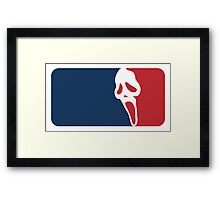 Scream Framed Print