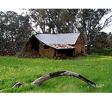photoj South Australia Outback-Adelaide Hills Photographic Print