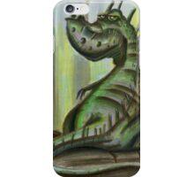 Bull Dragon iPhone Case/Skin