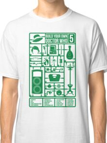 Build Your Own Doctor Who 5 Classic T-Shirt