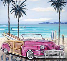 Wahoo Headland by Sarina Tomchin