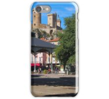 The town of Foix iPhone Case/Skin