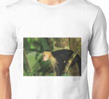 Cheeky Monkey! Wild Capuchin  Unisex T-Shirt