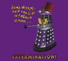 Willy Wonka Dalek by ReverendBJ