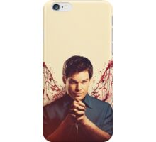Dexter plain iPhone Case/Skin