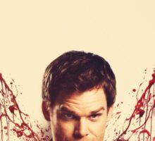 Dexter plain Sticker