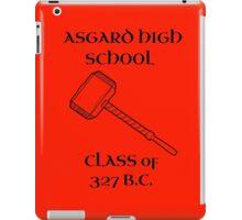 Asgard High School iPad Case/Skin