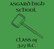 Asgard High School by colink187