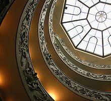 Vatican Spiral by 945ontwerp