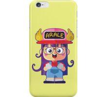 Arale iPhone Case/Skin