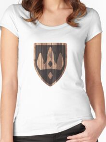 Winterhold Shield Women's Fitted Scoop T-Shirt