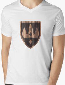 Winterhold Shield Mens V-Neck T-Shirt
