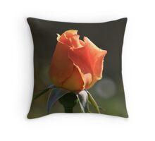 A Rose For Mum Throw Pillow