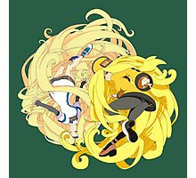 Guilty Gear - Millia Rage - Old and New Photographic Print