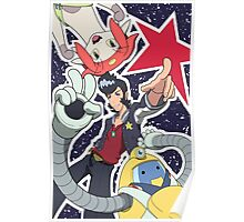 Space Dandy Poster