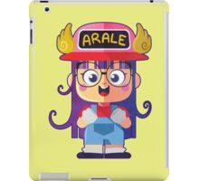 Arale iPad Case/Skin