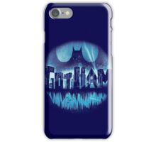 dark city iPhone Case/Skin