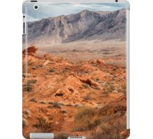 Valley of Fire View iPad Case/Skin